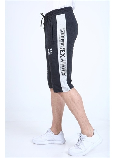 Rodi Jeans Erkek Ex Athletics Yan Şeritli Kapri TY21YE130164 Antrasit